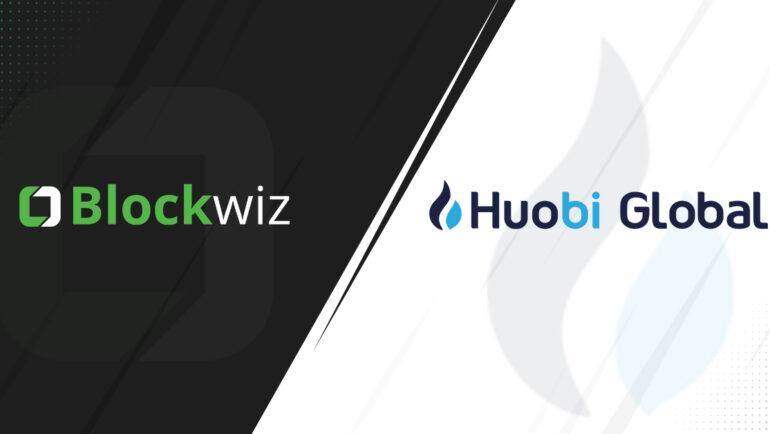 Blockwiz & Huobi partnership