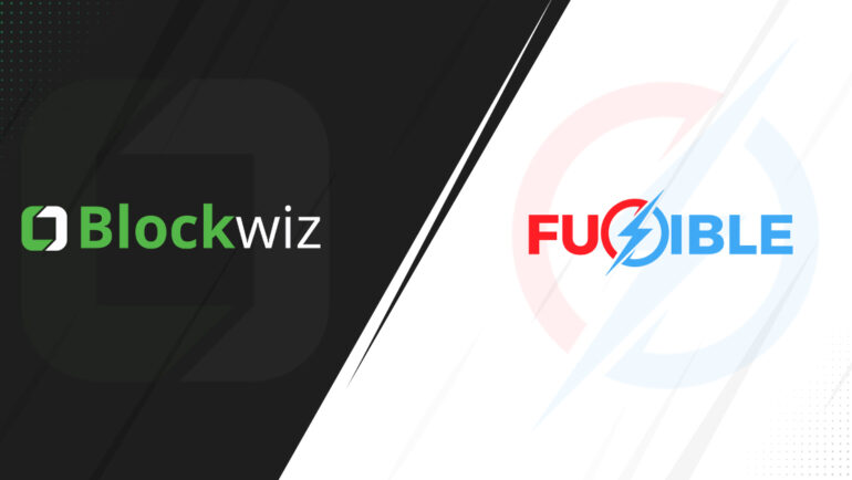 fusible partners with blockwiz
