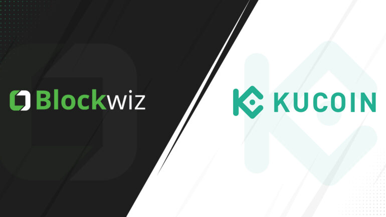 Blockwiz partners with Kucoin