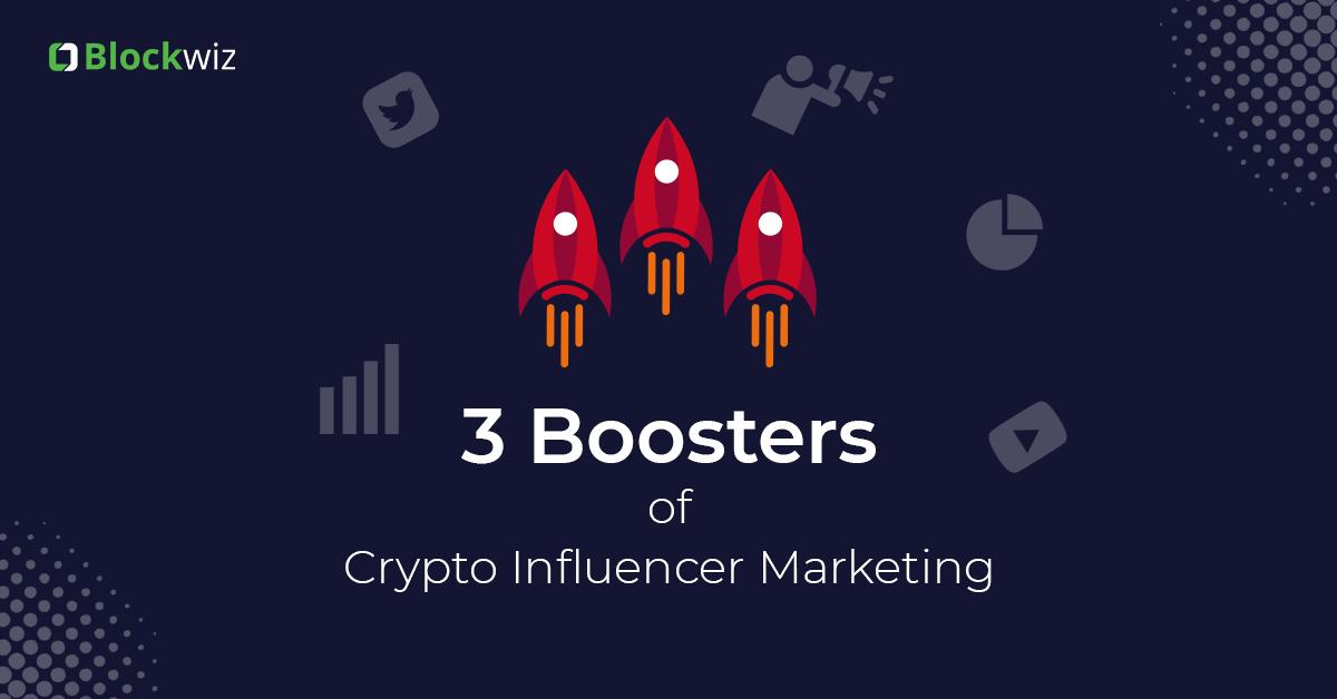 3 reasons to do crypto influencer marketing