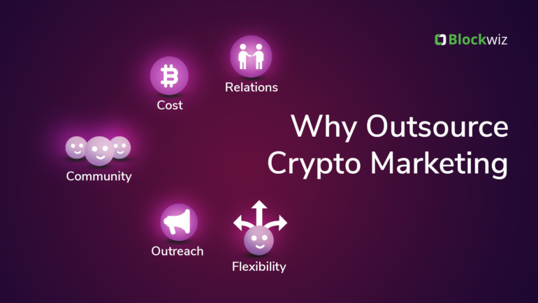 You need a reason to hire a crypto marketing agency, here are 5!