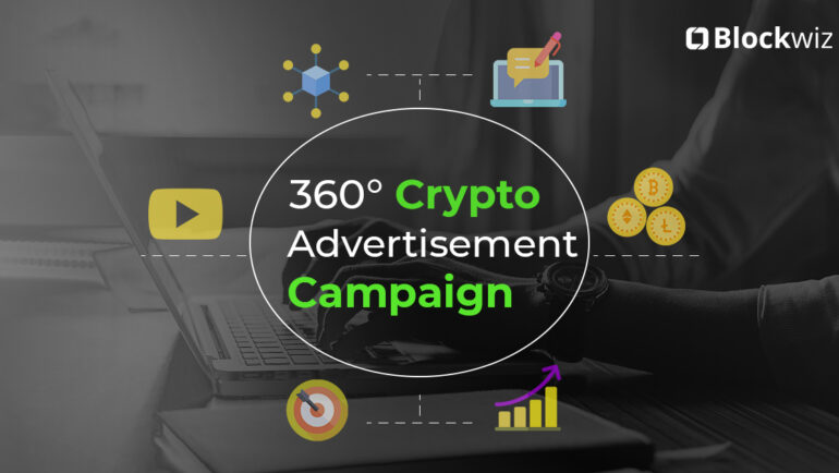 crypto advertising campaign