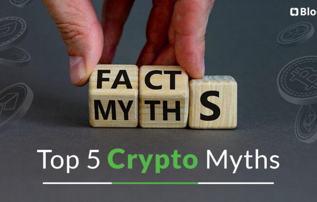 top crypto myths
